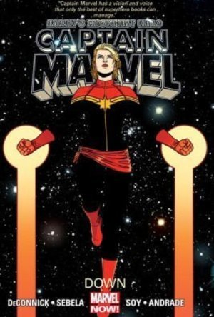 Captain Marvel, Volume 2: Down