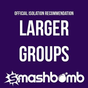 Official Recommendations for Larger Groups