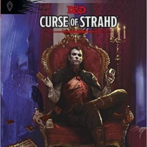 Curse of Strahd (Dungeons and Dragons 5th Edition)