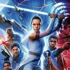 Movies starring the cast of The Rise of Skywalker