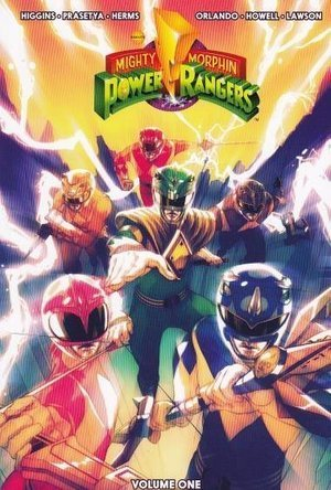 The Mighty Morphin Power Rangers - Volume One