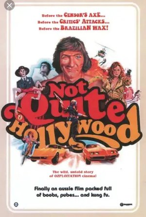 Not Quite Hollywood: The Wild, Untold Story of Ozploitation! (2008)