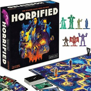 Horrified: Universal Monsters Strategy Board Game