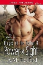 Power of Sight (Mages of the Nether #4)