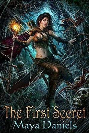 The First Secret (Hidden Portals Trilogy #2)