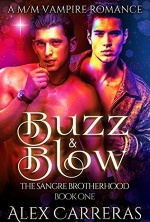 Buzz Blow (Sangre Trilogy #1)