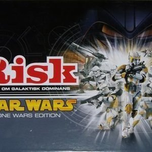 Risk: Star Wars – The Clone Wars Edition