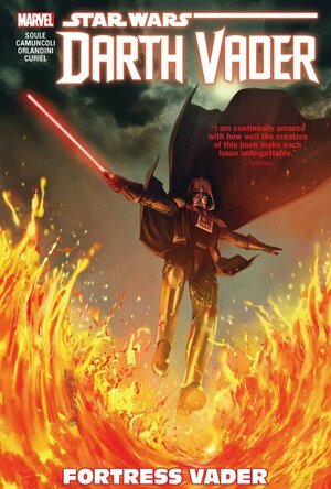 Star Wars: Darth Vader - Dark Lord of the Sith, Vol. 4: The Black Fortress