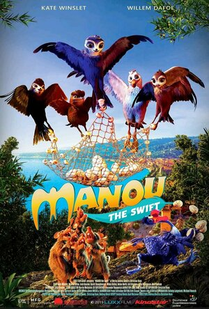 Birds of a Feather (Manou the Swift) (2019)