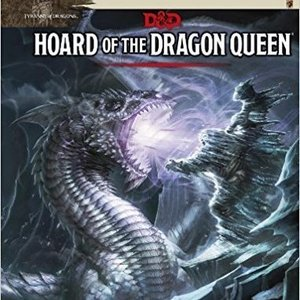 Hoard of the Dragon Queen (Dungeons and Dragons 5th Edition)