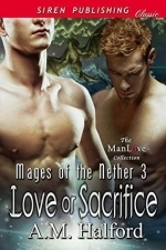 Love or Sacrifice (Mages of the Nether #3)