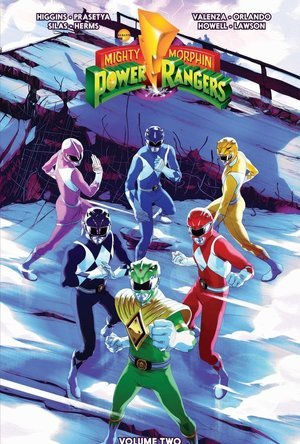 The Mighty Morphin Power Rangers - Volume Two