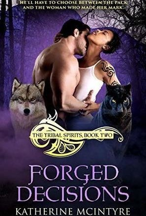 Forged Decisions (Tribal Spirits #2)