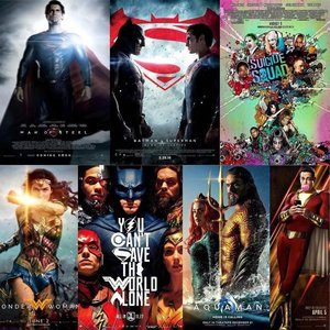 My ranking of the DCEU movies