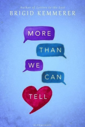 More Than We Can Tell (Letters to the Lost # 2)