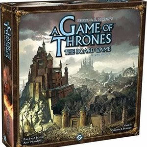 A Game of Thrones the Board Game (2nd Edition)