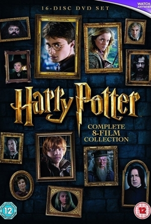 Harry Potter 8-Film Collection (2001)