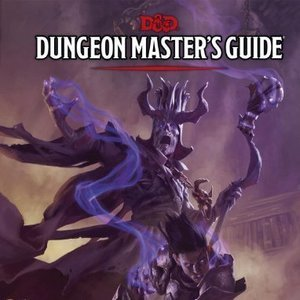 Dungeon Master's Guide (Dungeons and Dragons 5th Edition)