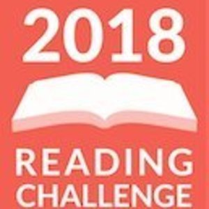 2018 - Books I've Read in my Goodreads challenge