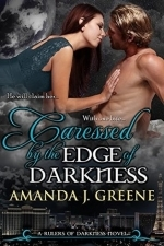 Caressed by the Edge of Darkness (Rulers of Darkness #5)