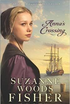 Anna's Crossing (Amish Beginnings #1)