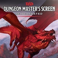 Dungeon Master's Screen: Reincarnated (Dungeons and Dragons 5th Edition)