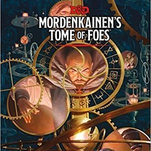 Mordenkainen's Tome of Foes (Dungeons and Dragons 5th Edition)