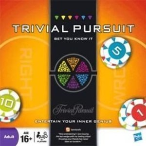 Trivial Pursuit: Bet You Know It