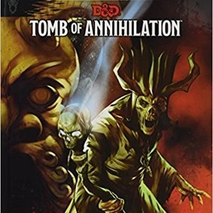 Tomb of Annihilation (Dungeons and Dragons 5th Edition)
