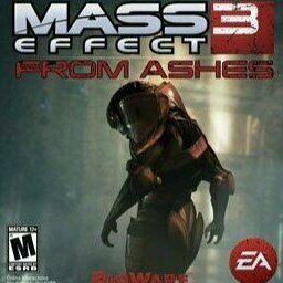 Mass Effect 3: From Ashes (DLC)