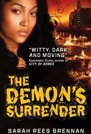 The Demon's surrendee (Demon's Lexicon #3)