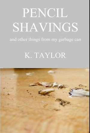 Pencil Shavings - and other things from my garbage can