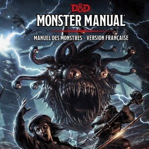 Monster Manual (Dungeons and Dragons 5th Edition)