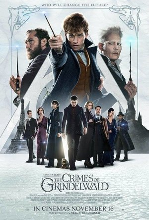 Fantastic Beasts: Crimes of Grindelwald (2018)